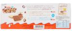Biscuiti di vafe Kinder Cards 128g - 5 buc