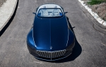 Uzina Auto Mercedes se mandreste cu conceptul electric Maybach 6 de 750 de cai si peste 500 km autonomie