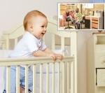 Alege mobila care se transformă odată cu vârsta copilului